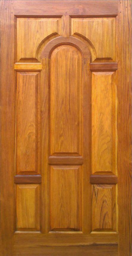 teak wood main door design indian  ideas