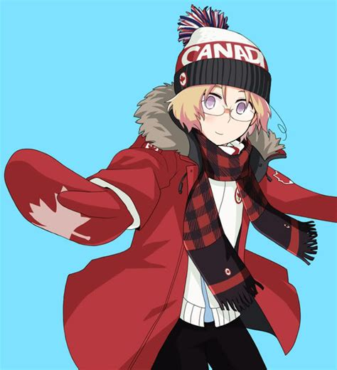 Kaos Anime Canada Knows Hockey canada x abandoned neko reader part 1 by snowkitsunexd on deviantart