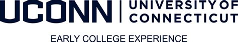 uconn colors uconn ece logos and proud partner badges uconn early