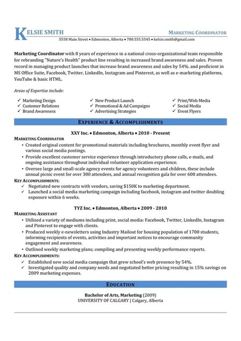Mid Career Resume by Calgary Resume Writing Service Calgary S 1 Resume Writers