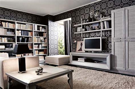 pareti arredamento moderno decorazione casa 187 soggiorno mobili