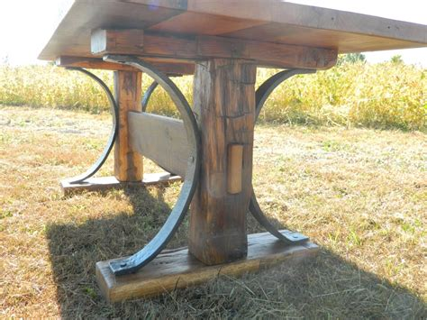 A Farm Table by Farm Tables Harvest Tables And Trestle Tables Antique