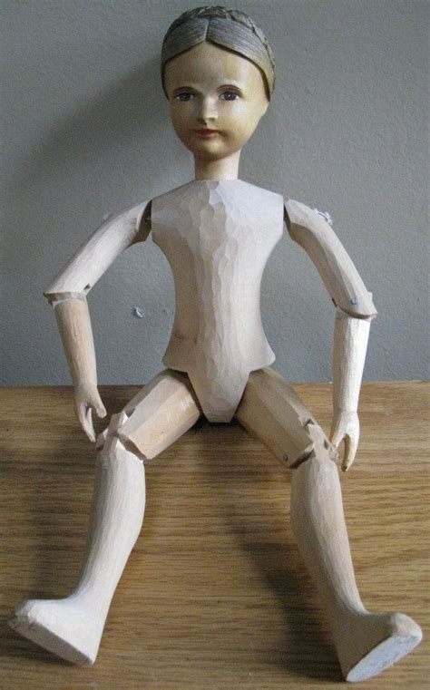 Wooden Dolls by 17 Best Images About Carvings Movable On Folk
