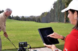 high speed camera for golf swing amateur golf training and information