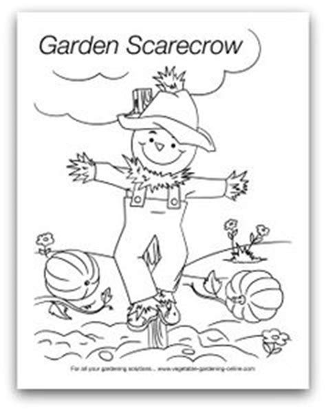 garden coloring pages for preschool 1000 images about kids printable garden worksheets