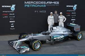 ausmotive 187 mercedes amg unveils 2012 f1 car