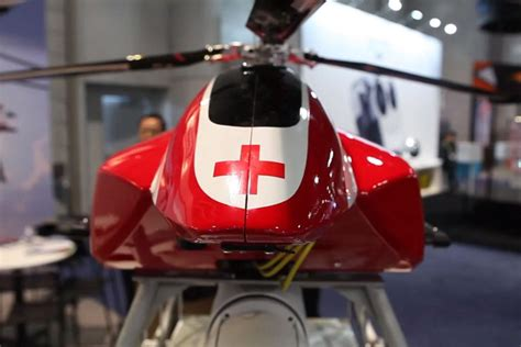 ces  thunder tiger search  rescue drone  save