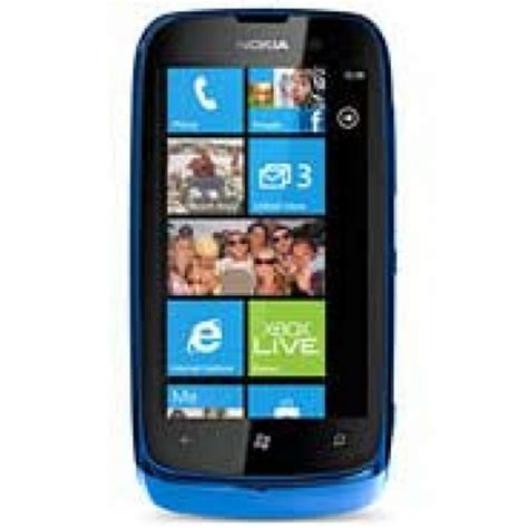 Nokia Lumia E610 sell your broken nokia lumia 610 with onrecycle