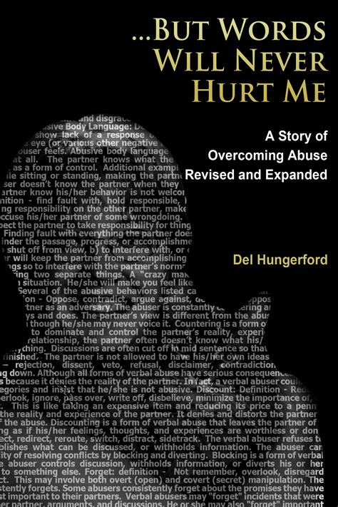 overcoming hurtful words rewrite your own story books free from verbal abuse