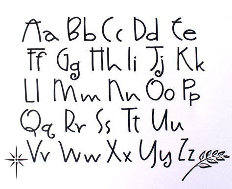 Letter No 9 Font Best 25 Writing Fonts Ideas On Handwriting Fonts Letter Fonts And Fancy Writing