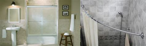 Shower Doors Vs Shower Curtain Shower Doors Vs Shower Curtains Which Is Right For You