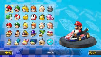 characters mario kart 8 wiki guide ign