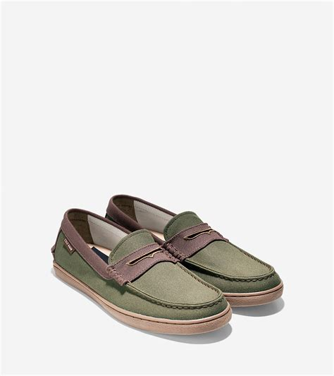 cole haan brown loafer cole haan nantucket loafer in brown for lyst