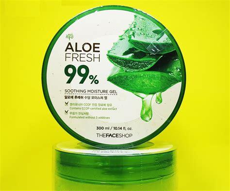 Jeju Fresh Aloe Vera Soothing Gel 300 Ml gel l 244 hội jeju aloe fresh soothing gel 99 the shop