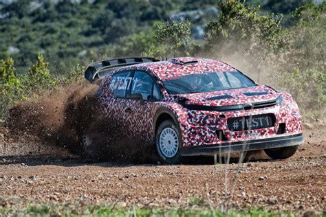 Rally Auto Verzekeren by Nieuwe Citro 235 N C3 Duikt Op Als Rally Auto Autonieuws