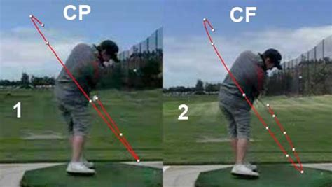 golf swing arc dan carraher s cp cf release message board