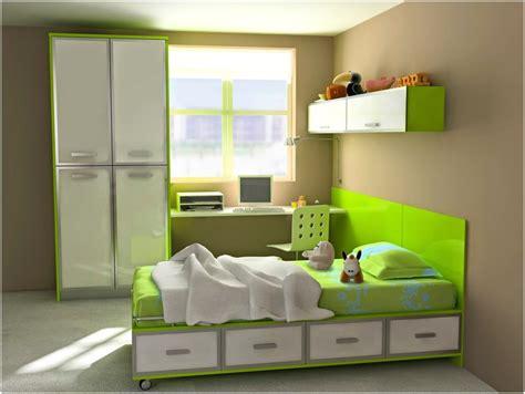 desain kamar warna hijau 45 desain kamar tidur sempit minimalis sederhana terbaru