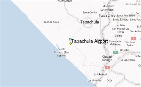 ta airport map tapachula airport weather station record historical weather for tapachula airport mexico