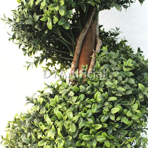 buxus topiary trees 150cm artificial buxus spiral topiary tree uv protection