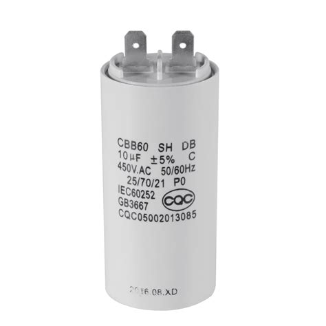 how to change a c run capacitor xcsource cbb60 10uf 450v ac motor run start capacitor 50 60hz for washing machine hs838 intl