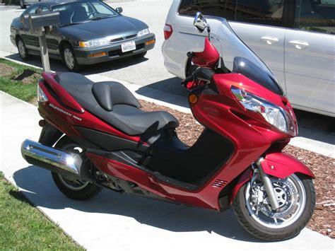 Suzuki Burgman 2008 2008 Suzuki Burgman 400 Moto Zombdrive