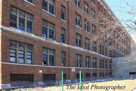 abandoned st marys mercy hospital  interesting
