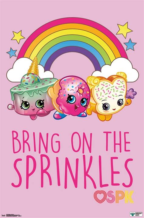 printable shopkins poster shopkins sprinkles