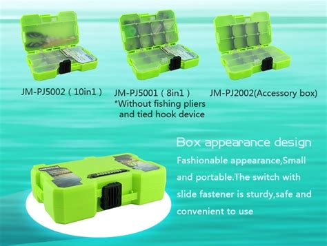 Tool Box Perkakas Pancing Jakemy Customizable Storage Container Box jakemy customizable storage container box jm pj2002 kotak memancing green lazada indonesia