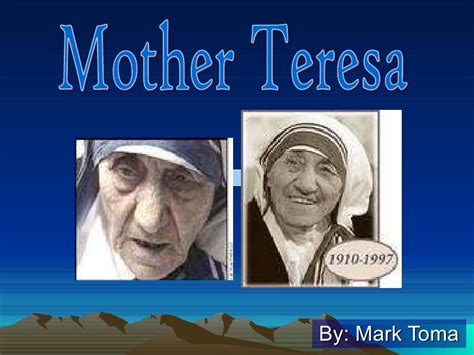 mother teresa biography book pdf mother teresa