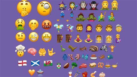 emoji api unicode makes 56 new emoji official with 10 0 release