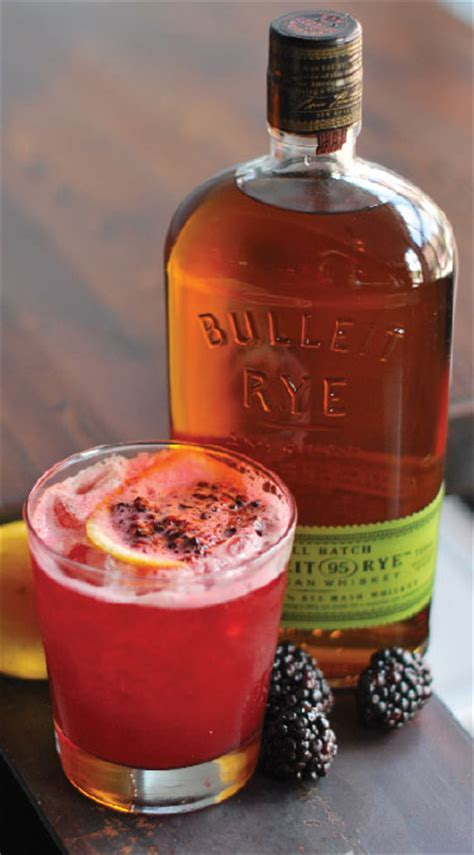 bulleit rye whiskey cocktail recipe whirl magazine