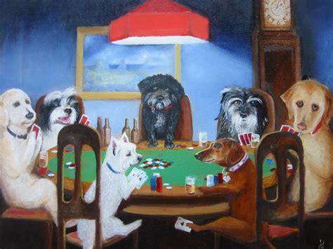 imagenes de animales jugando poker perros jugando al poker yapa im 225 genes taringa