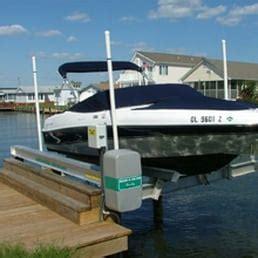 imm boat lifts fort myers imm quality boat lifts indhent et tilbud 12 billeder