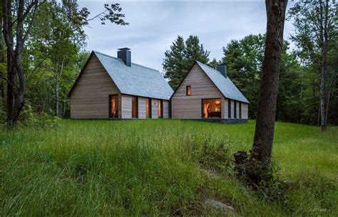 vermont cottage marlboro music cottages by hga architects marlboro vermont