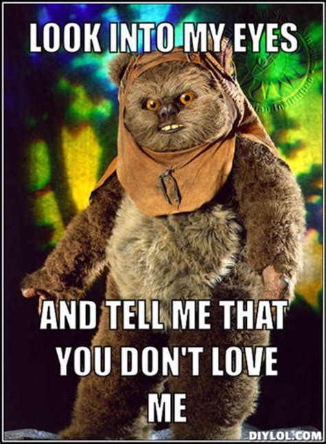 Ewok Memes - ewok meme 28 images o g all day swerve swag word ewok