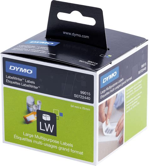 design dymo label dymo lw 99015 dymo labels for labelwriter 56 x 70 mm at