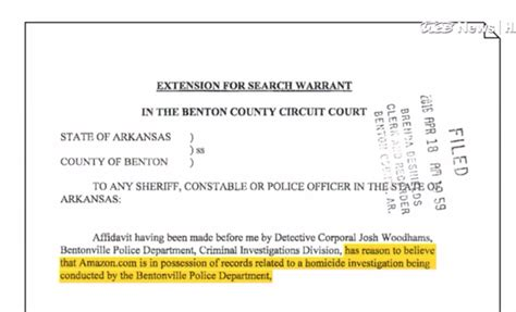 Benton County Warrant Search Should Conversations At Home Be Admissible In
