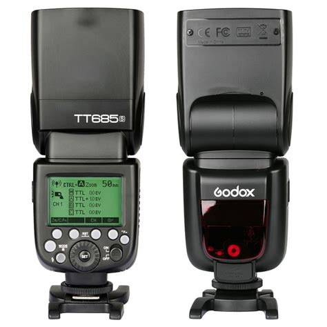 Godox Tt685s Ttl Speed For Sony With Godox X1t S Trigger godox tt685s ttl speedlight for sony now available flash havoc