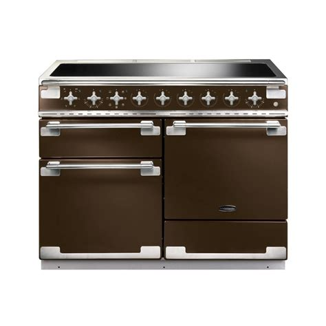 induction cooker in uk rangemaster elise 110 induction electric range cooker in chocolate