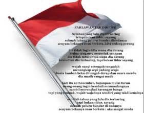 kumpulan puisi terbaik tentang kemerdekaan dan perjuangan kata kata cinta