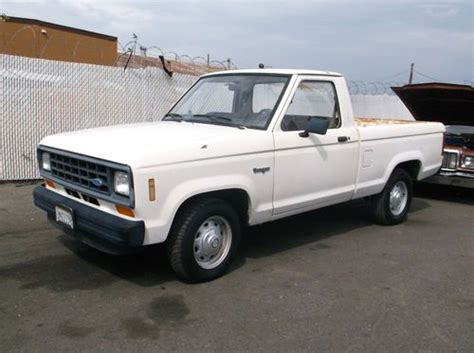 how to work on cars 1988 ford ranger security system buy used 1988 ford ranger no reserve in orange california united states
