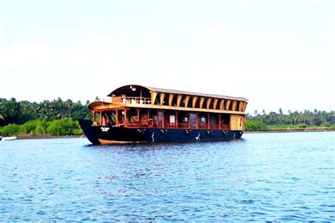 party boat goa luxury houseboat hire goa overnight cruise package