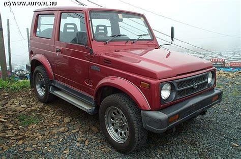 Suzuki Samurai Curb Weight Car Database Specifications Photos Description