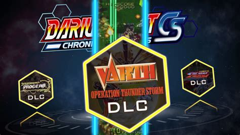 Dariusburst Chronicle Saviours dariusburst chronicle saviours capcom dlc