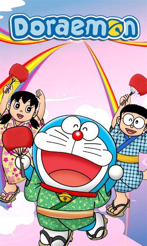 doraemon  wallpaper android apk