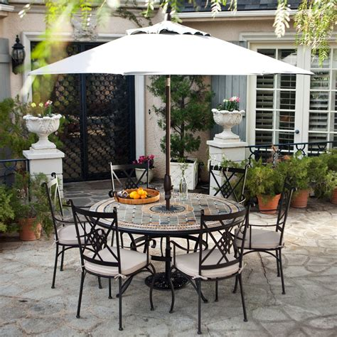 decorations wonderful design  lowes patio sets  cozy outdoor decoration ideas