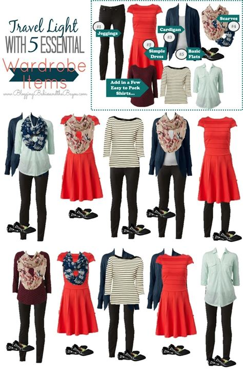 Travel Wardrobe Essentials by Winter Travel Wardrobe Images