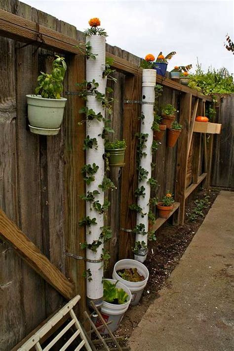 Top 20 Low Cost Diy Gardening Projects Made With Pvc Pipes Pvc Garden Ideas