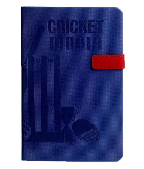 doodle cricket doodle cricket mania blue diary buy best price