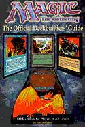 lxxxi quareia magicians deck book books magic the gathering official deckbuilders guide